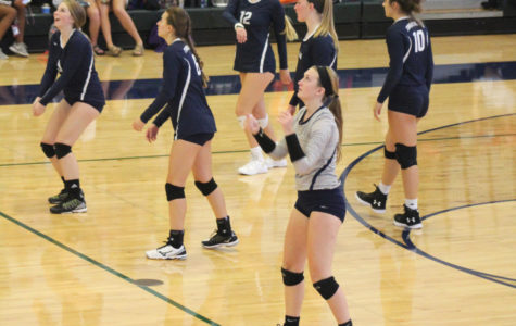 T-Land Volleyball Beats Howell