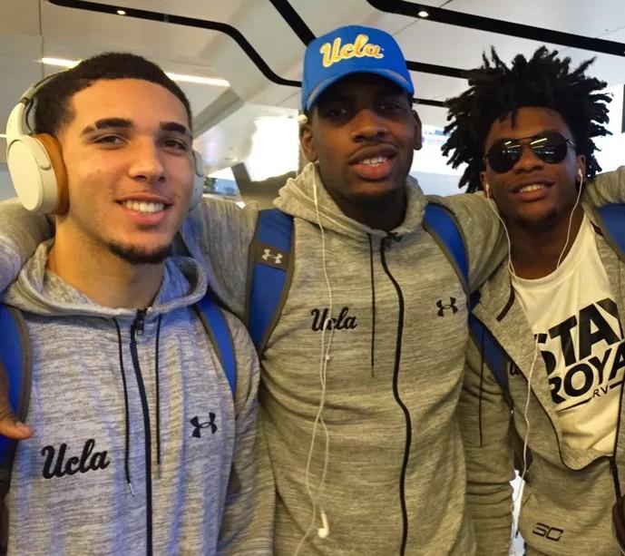 UCLA Under Heat