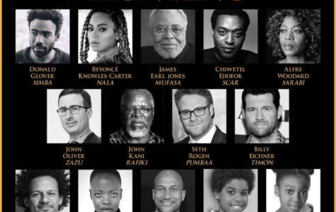 """""""The Lion King"""" Live-Action Cast Announcement"""