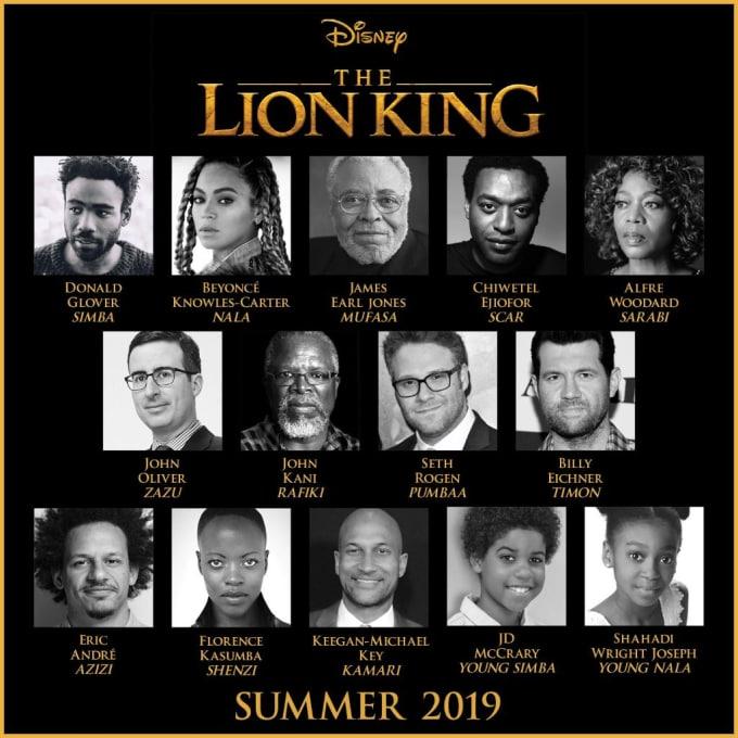 Photo credits to Disney.