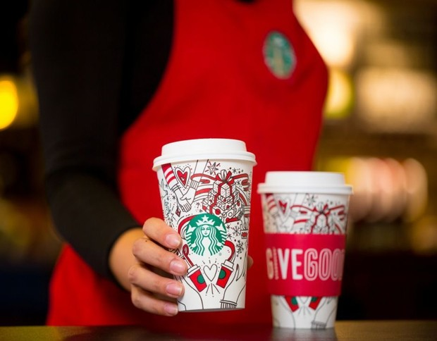 Starbucks Releases 2017 Holiday Cup
