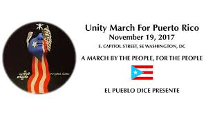 March for Puerto Rico