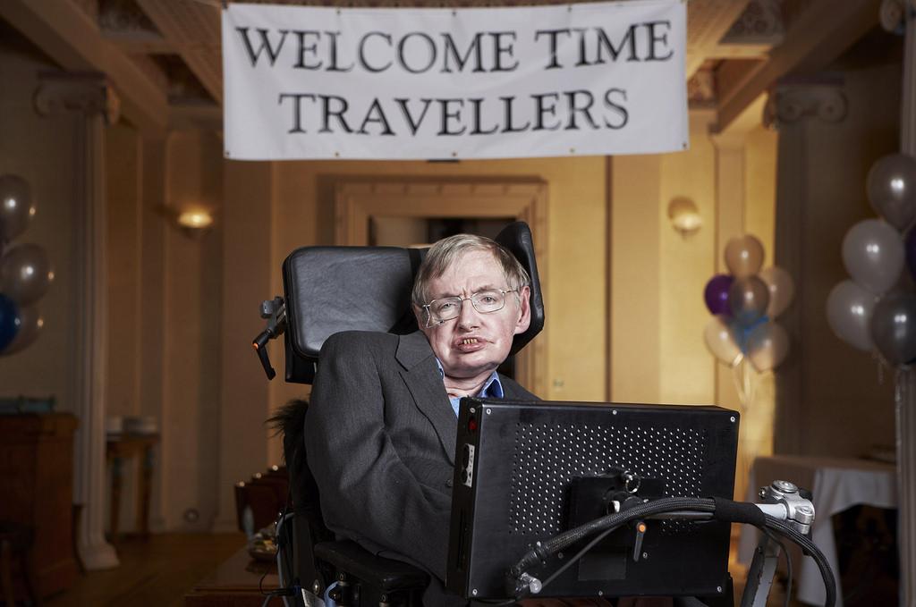 Scientist Stephen Hawking Passed Away