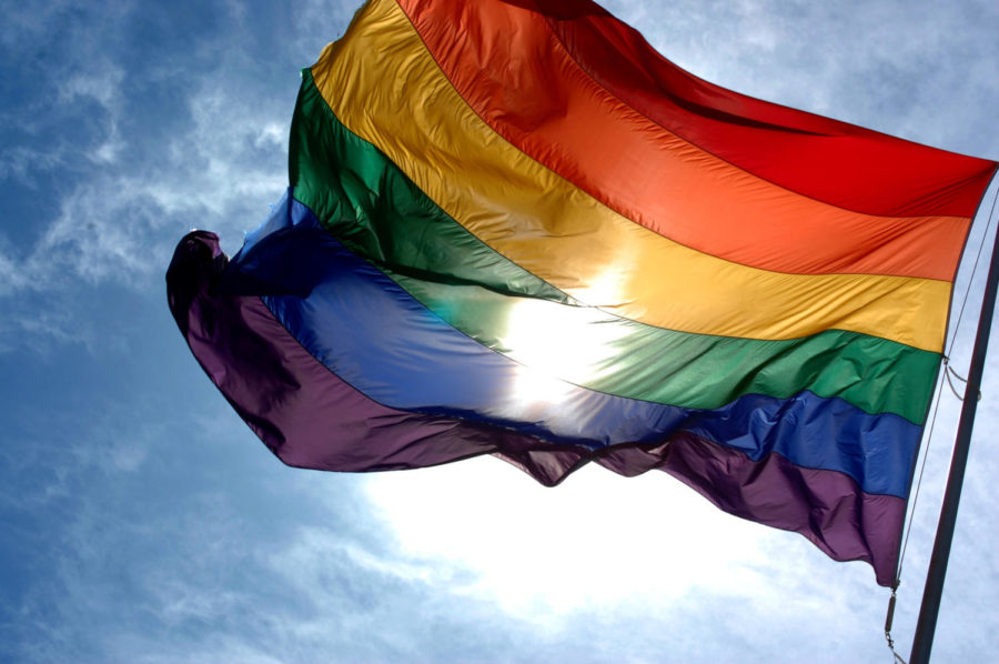 This+is+a+picture+of+the+LGBTQ%2B+flag.+The+flag+gives+hope+that+equality+will+one+day+be+the+norm.+