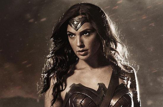 The iconic costume of the new superhero movie