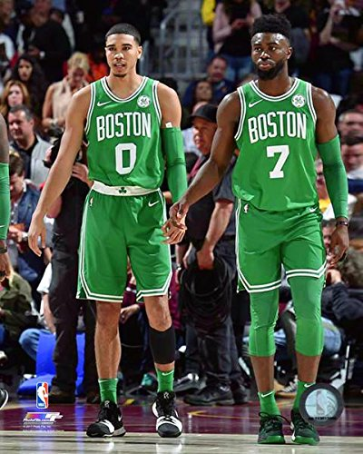 Celtics young duo setting up for defense