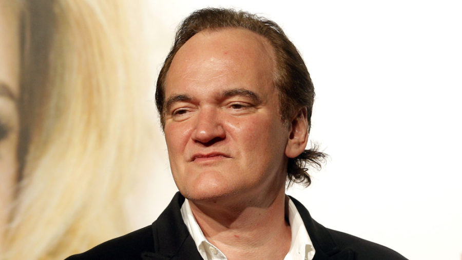 Quentin Tarantino is the director of the 8 feature films and plans on making ten before he retires.
