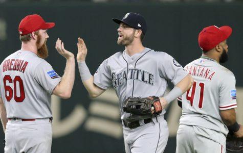 MLB-Japan Series Wraps up 2019 Baseball