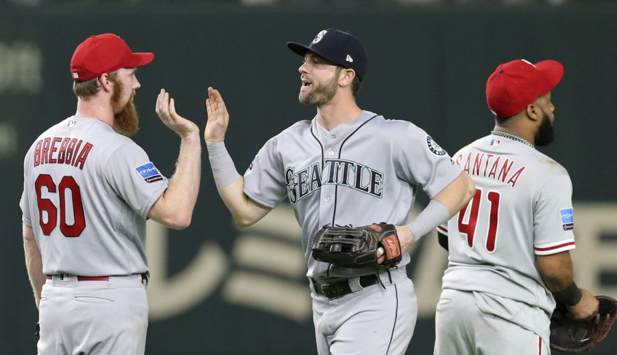 MLB-Japan Series Wraps up 2019 Baseball