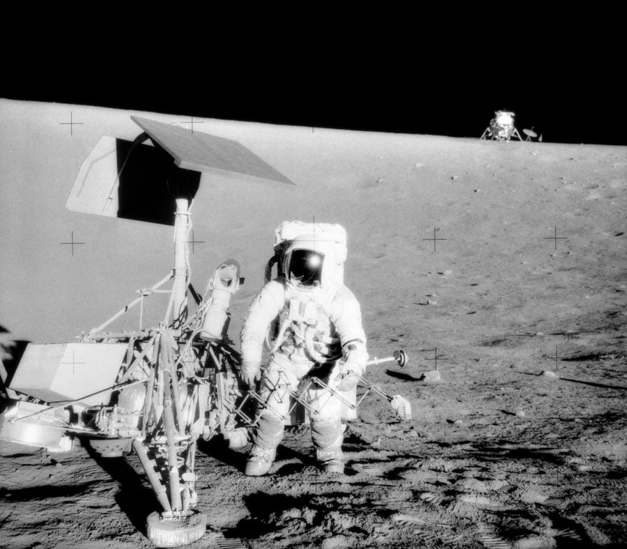 The moon landing could not have been faked because the United States did not have the technology to fake it.