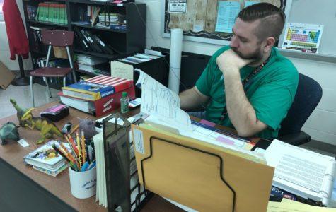 Why a teacher? Chris Cordonier's story