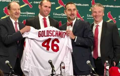 Cardinals Acquire Paul Goldschmidt