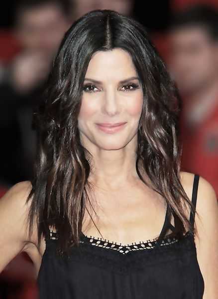 Sandra Bullock, the main character from
