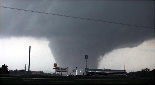 Tornados Rock Alabama