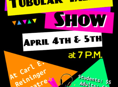 Timberland's Talent Show to be Hosted April 4 and 5