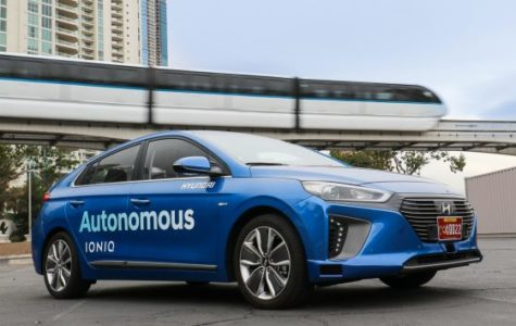 Hyundai Self Driving Cars
