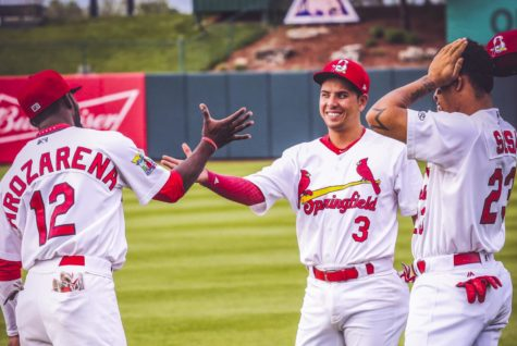 Cardinals' April Offense