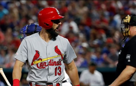Cardinals Drop Series to the Texas Rangers