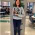 Freshman Publishes Book