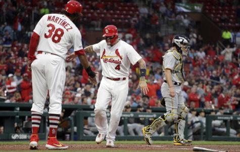 Cardinals Beat the Pirates 17-4
