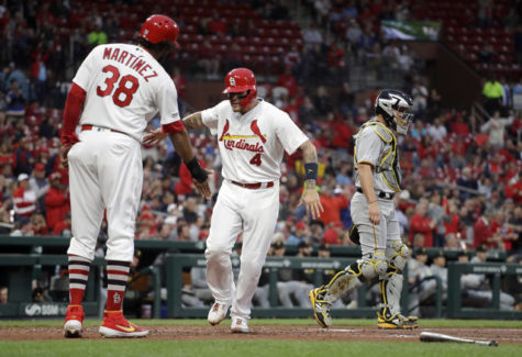 Cardinals Make First Round of Roster Cuts.