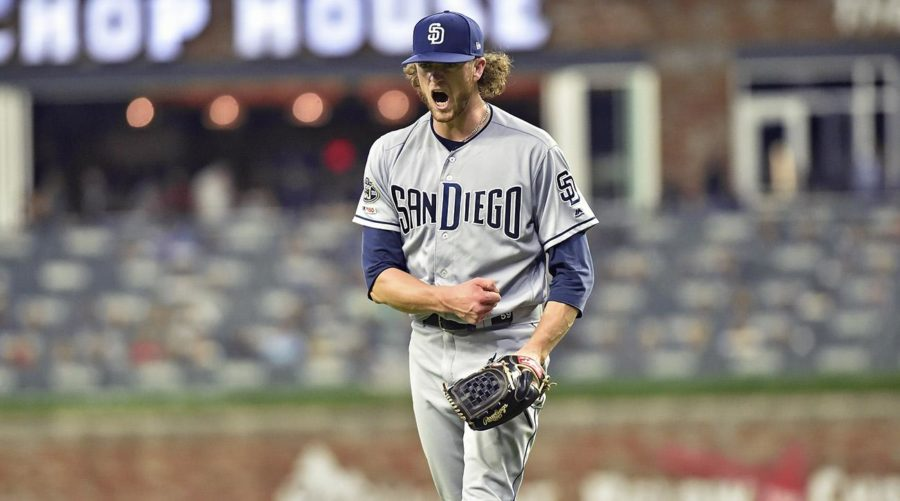 MLB Breakouts of 2019