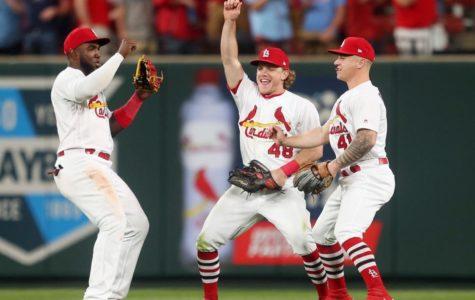 Calloni's Corner: Cardinals Outfield Logjam