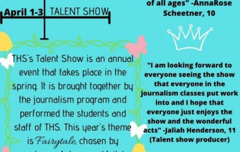 Timberland's Magical Talent Show