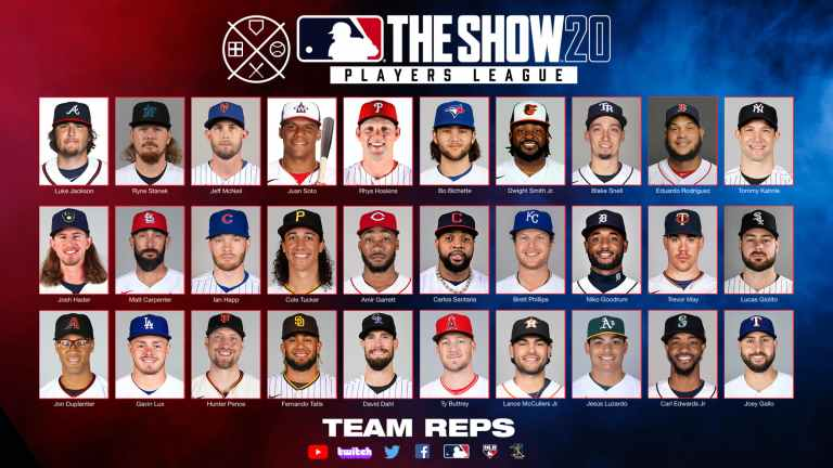 MLB+Players+League